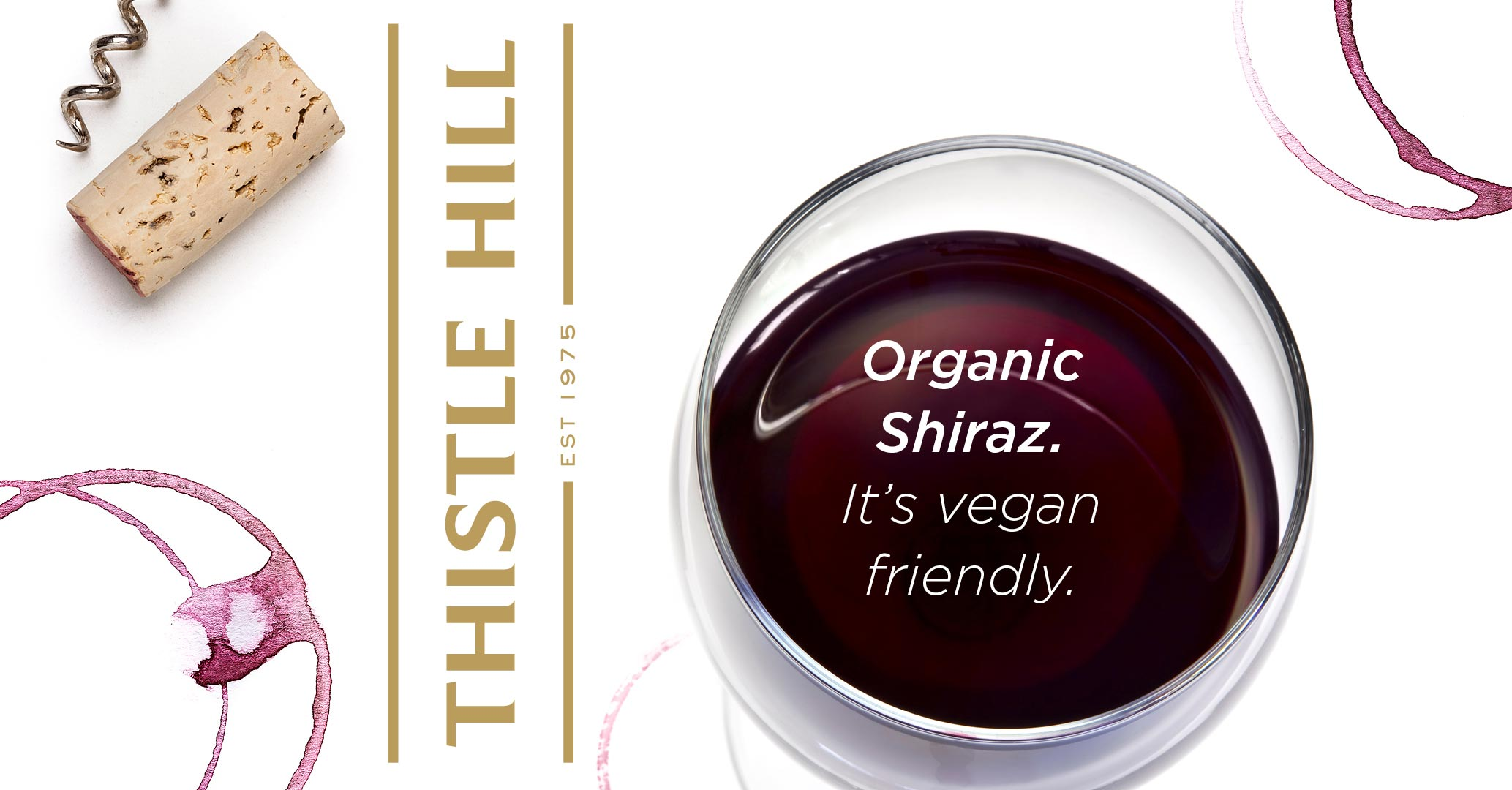 Thistle Hill Organic Shiraz
